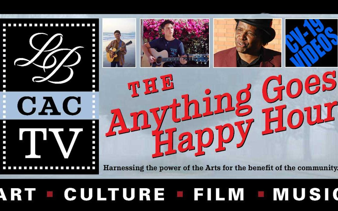 Anything Goes Happy Hour – Episode 19