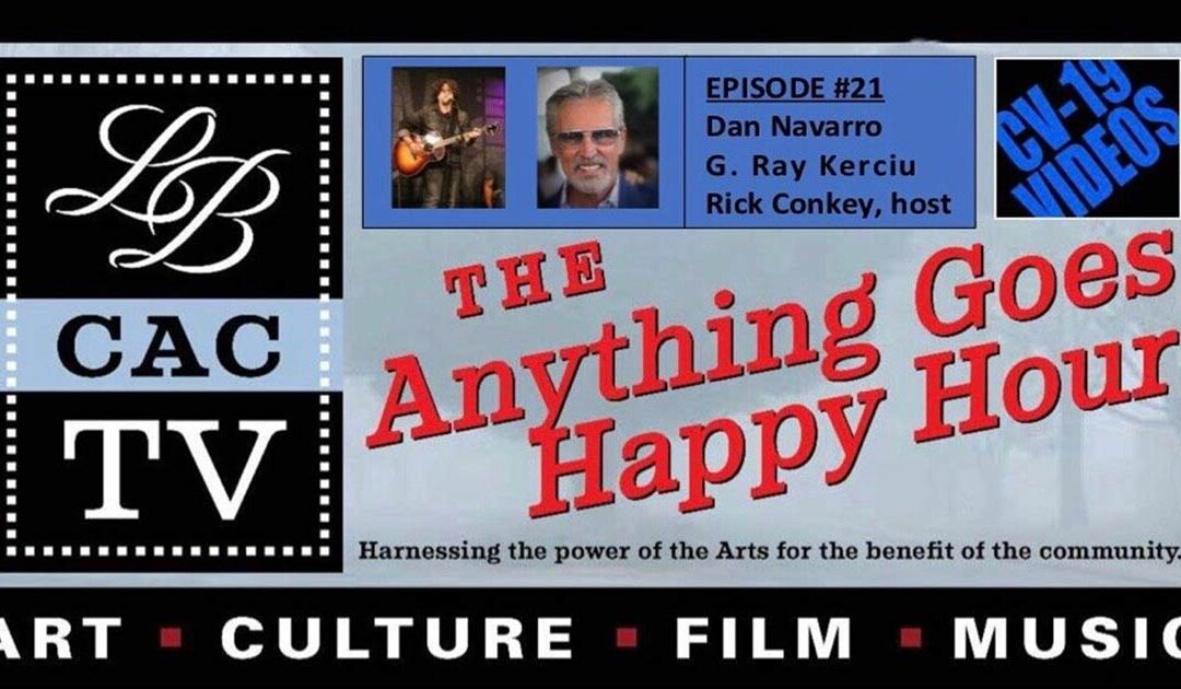 Anything Goes Happy Hour – Episode 21