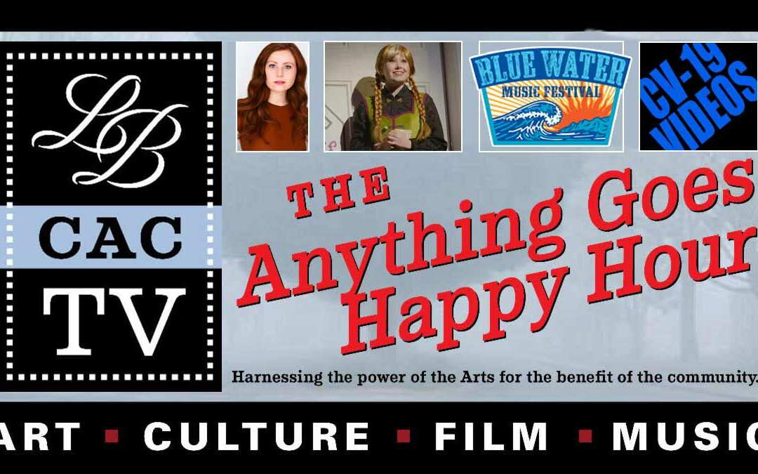 Anything Goes Happy Hour – Episode 26