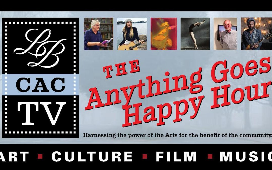 Anything Goes Happy Hour – Episode 1